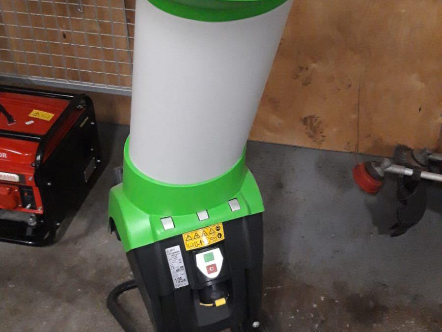 Vikking ge 250 s | Takken versnipperaar/composteerder